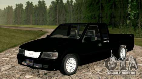 ISUZU Dragon Power para GTA San Andreas