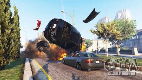 GTA 5 Caos quarto screenshot