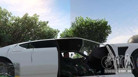GTA 5 Sharp Vibrant Realism (Custom ReShade) terceiro screenshot