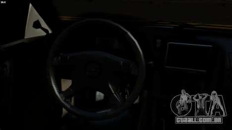 Opel Astra GSI 2.0 para GTA San Andreas vista direita