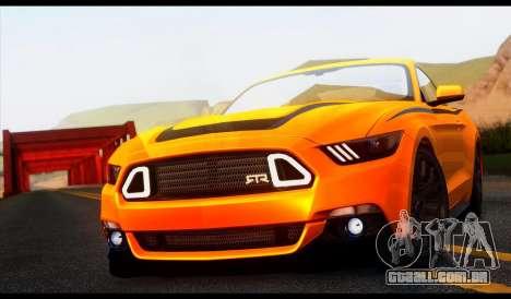 ENB Pavanjit v4 para GTA San Andreas sexta tela
