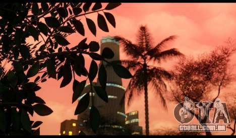ENB Pavanjit v4 para GTA San Andreas nono tela