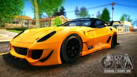Pavanjit ENB v3 para GTA San Andreas segunda tela