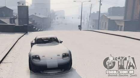 GTA V Online Snow Mod para GTA 5