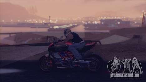Real Live ENB para GTA San Andreas sexta tela