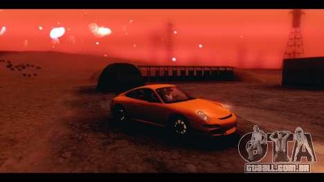 ENB v4 para GTA San Andreas segunda tela