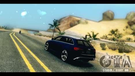 ENB v4 para GTA San Andreas terceira tela