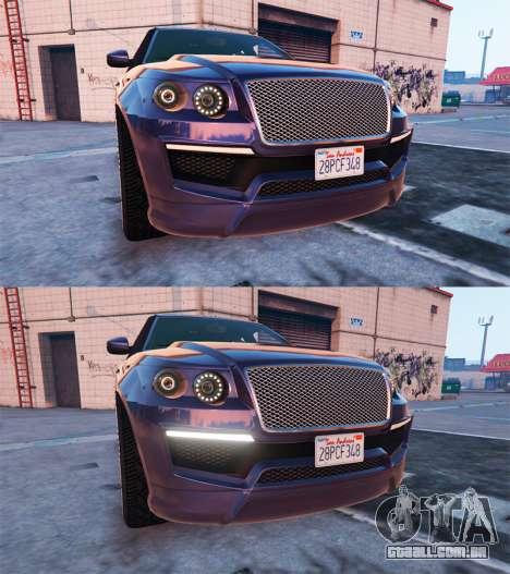 GTA 5 Condução segundo screenshot
