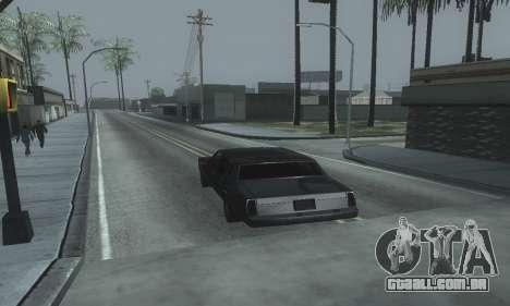 Beautiful ENB + Colormod 1.3 para GTA San Andreas sétima tela