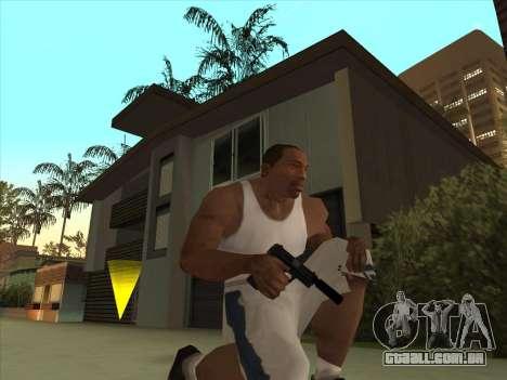 Grande russo armas para GTA San Andreas