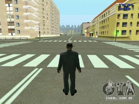 Nikita Khrushchev Sergeyevich para GTA San Andreas por diante tela
