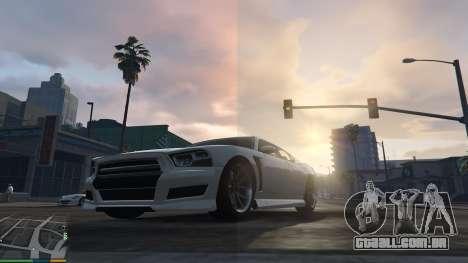 GTA 5 Sharp Vibrant Realism (Custom ReShade) quinta imagem de tela