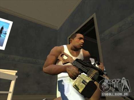 PCM de Battlefield 2 para GTA San Andreas terceira tela