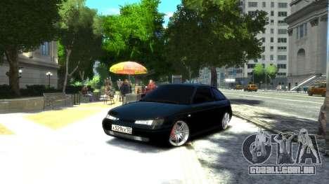 VAZ 2112 coupé BadBoy para GTA 4