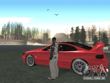 Bom Final ColorMod para GTA San Andreas por diante tela