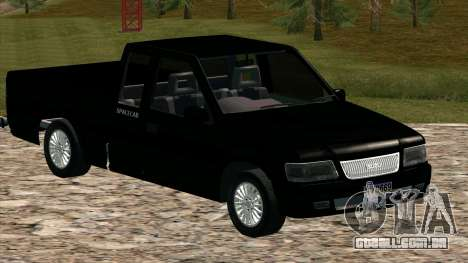 ISUZU Dragon Power para GTA San Andreas vista interior