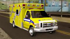 Ford F-450 2014 Quebec Ambulance