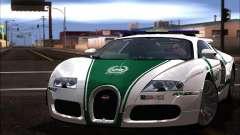 Bugatti Veyron 16.4 Dubai Polícia De 2009