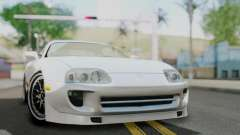 Toyota Supra 1998 FF7 para GTA San Andreas
