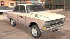 Moskvich 412 Cab