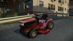 GTA V Lawn Mower