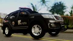 Toyota Hilux SW4 2014 ROTA para GTA San Andreas
