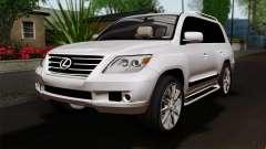 Lexus LX570 2011