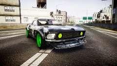 Ford Mustang 1965 Gymkhana 7 Ken Block para GTA 4