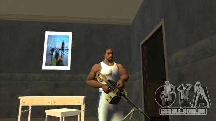 PCM de Battlefield 2 para GTA San Andreas