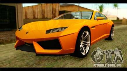 Lamborghini Estoque para GTA San Andreas