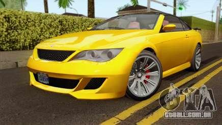 GTA 5 Ubermacht Zion XS Cabrio para GTA San Andreas