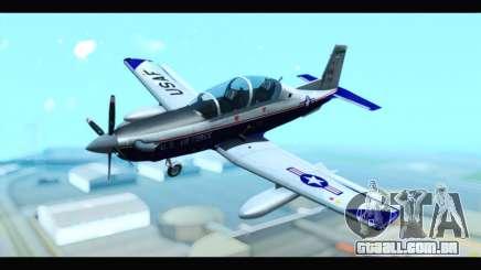 Beechcraft T-6 Texan II US Air Force 2 para GTA San Andreas