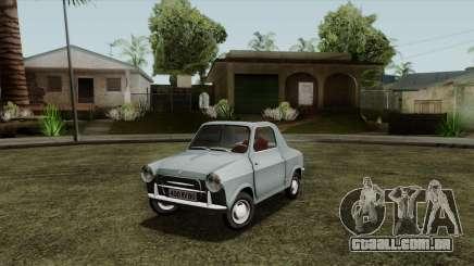 Vespa 400 para GTA San Andreas