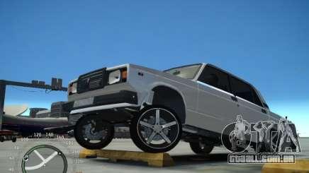 VAZ 2107 Aze para GTA 4
