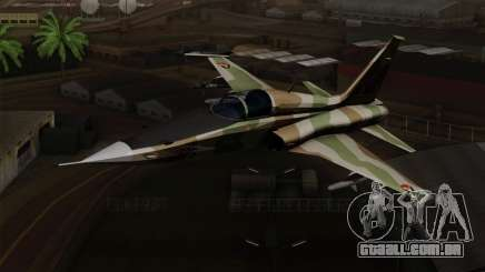 Northrop F-5 Estovakian Air Force para GTA San Andreas