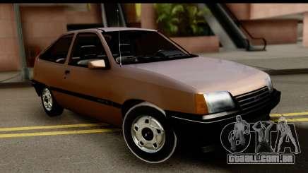 Chevrolet Kadett SL v2.0 para GTA San Andreas