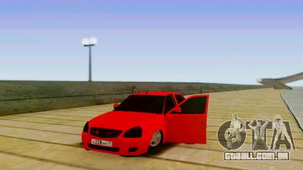 VAZ 2170 O БПАN para GTA San Andreas