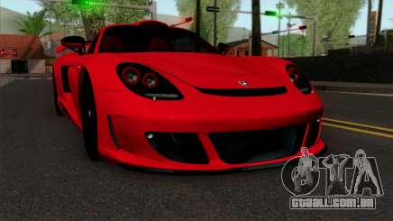 Gemballa Mirage GT v3 Windows Down para GTA San Andreas