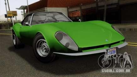 GTA 5 Grotti Stinger GT v2 para GTA San Andreas