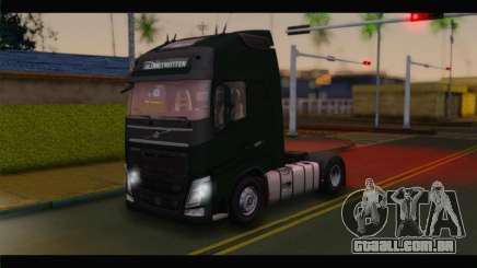 Volvo FH4 para GTA San Andreas