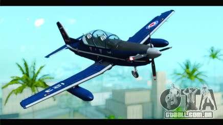 Beechcraft T-6 Texan II Royal Canadian Air Force para GTA San Andreas
