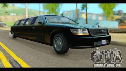 GTA 5 Dundreary Stretch IVF para GTA San Andreas