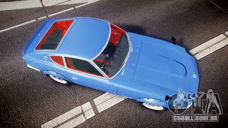Nissan Fairlady Devil Z para GTA 4 vista direita