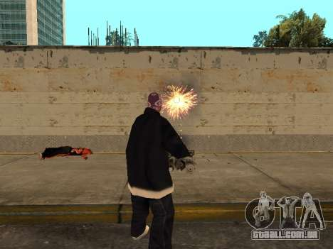 ENB Real Monsters para GTA San Andreas sexta tela