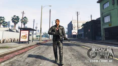 GTA 5 Terminator segundo screenshot