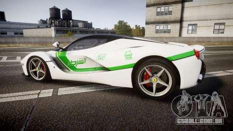 Ferrari LaFerrari 2013 HQ [EPM] PJ2 para GTA 4 esquerda vista