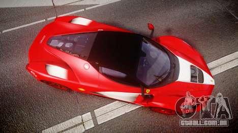 Ferrari LaFerrari 2013 HQ [EPM] PJ3 para GTA 4 vista direita
