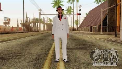 GTA 5 Online Skin 1 para GTA San Andreas