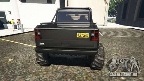 New York State License plate para GTA 5
