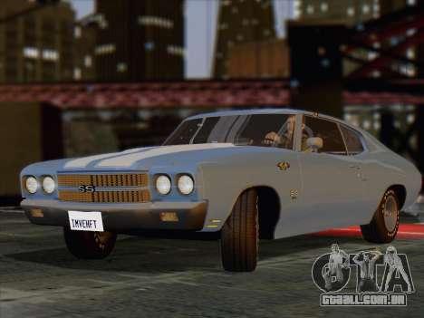 iniENB para GTA San Andreas segunda tela